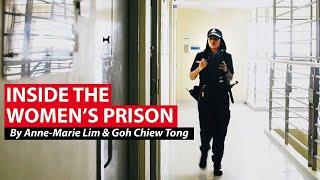 Video Inside Singapore's Only Women's Prison | CNA Insider MP3, 3GP, MP4, WEBM, AVI, FLV Juni 2019