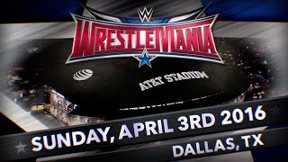 Nonton Wrestlemania 32   Live From Dallas Texas  April 3  2016 Film Subtitle Indonesia Streaming Movie Download