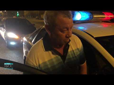 """Активисты """"Ночного патруля"""" помогли задержать водителя без прав, отмечавшего день рождения сына"""