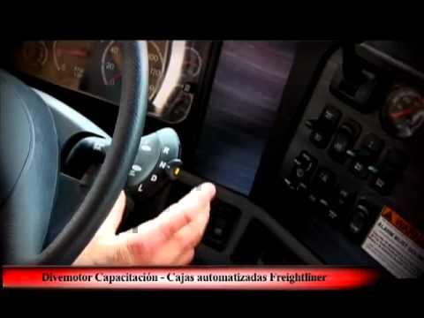 Cajas automatizadas de camiones Freightliner