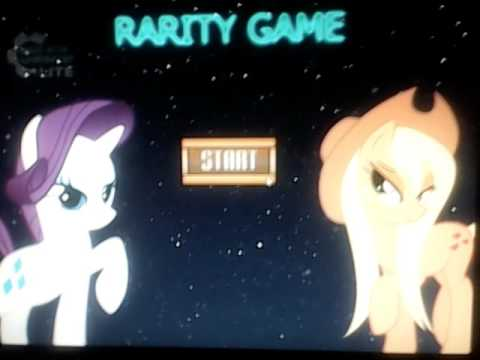 Rarity Game.Exe | 7 years of mlp fim creepypasta