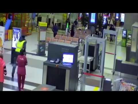 Ралли в терминале: ВАЗ уходит от погони в аэропорту Казани - Центр транспортных стратегий