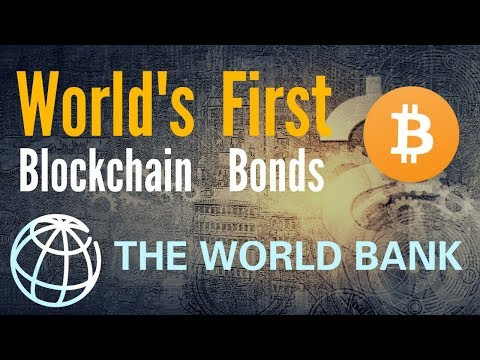World's FIRST Blockchain Bonds and MORE! - Today's Crypto News