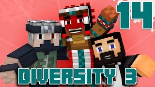 Team Canada Plays DIVERSITY 3 - EP14 (Custom Minecraft Map)