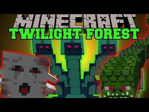 bosses - The Twilight Forest Mod adds a new dimension with epic bosses and structures! Enjoy the video? Help me out and share it with your friends! Like my Facebook! ...