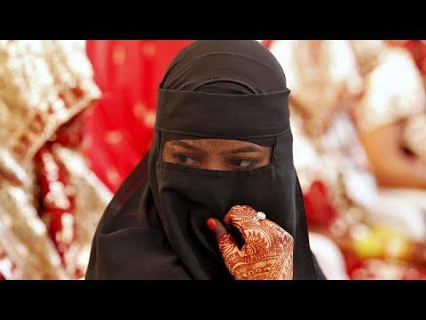 Ινδία: Ιστορική δικαίωση για τις διαζευγμένες μουσουλμάνες