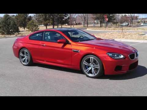 Real First Impressions Video: 2013 BMW M6 Coupe – Twin Turbo