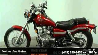 8. 2013 Honda Rebel 250 Only 50 miles - SF Moto - San Franci...