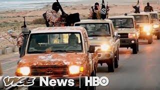 This is the May, 17, 2017, FULL EPISODE of VICE News Tonight on HBO. Fighting and chaos in Libya could pave the way for an ...