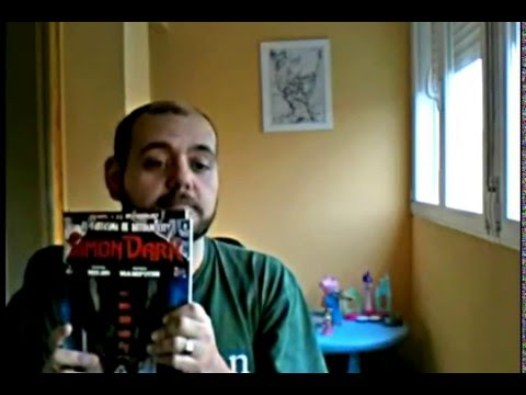 Los Octaedriles: 1X02 Simon Dark, el fantasma de Gotham de ECC Ediciones