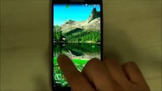 Landscape Live Wallpaper PRO YouTube video