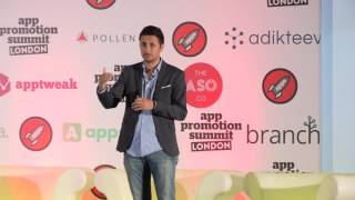 More at http://apppromotionsummit.comAlexei Chemenda, Managing Director USA at Adikteev spoke at App Promotion Summit London on the topic of '5 Ways to Get Better ROI with Retargeting'