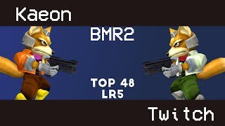 BMR2 – Kaeon vs Twitch – Top 48 LR5 / PPMD & L0ZR COMMENTARY