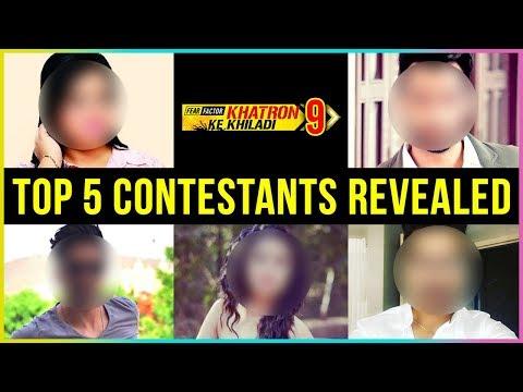 Bharti Singh REVEALS Top 5 Contestants Of Khatron