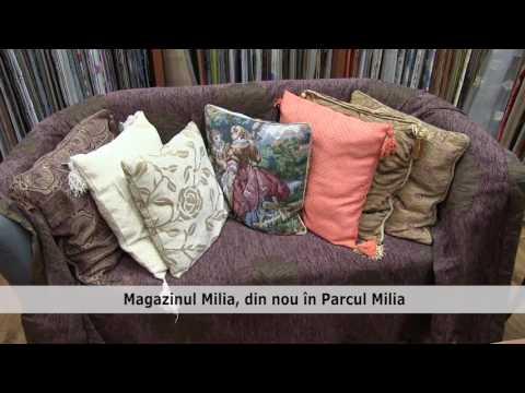 Magazinul Milia, din nou în Parcul Milia
