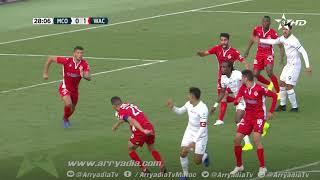 مولودية وجدة 1-1 الوداد الرياضي هدف إسماعيل الخافي من نقطة الجزاء في الدقيقة 29.  #البطولة_الإحترافي