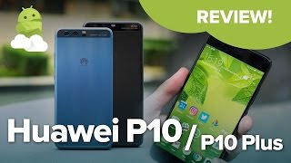 Video Huawei P10 + P10 Plus review: Great phones with one fatal flaw MP3, 3GP, MP4, WEBM, AVI, FLV Oktober 2018