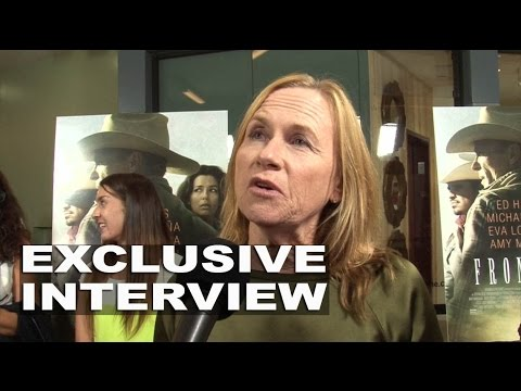 Frontera: Amy Madigan (Livy) Exclusive Premiere Interview