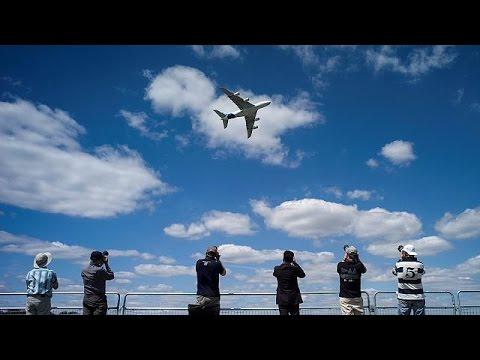 Συμφωνίες πολλών δισεκατομμυρίων για Μπόινγκ και Airbus – economy