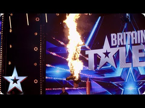 All of Daredevil Jonathan Goodwin's BGT Performances | Britain's Got Talent