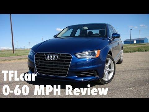 2015 Audi A3 Makers & Breakers 0-60 MPH & Hot Lap Review