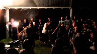 Video Kolona feat. Eia - Fluff fest 2015