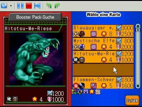 Yu-Gi-Oh! GX Card Almanac Nintendo DS