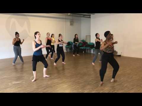 Naija Dance Fitness Class Session - Episode 3