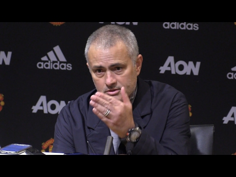 Manchester United 0-0 Hull - Jose Mourinho Full Post Match Press Conference (видео)