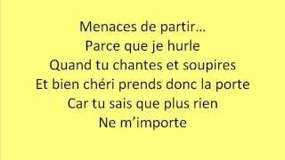 Coeur de Pirate - Adieu (Lyrics)