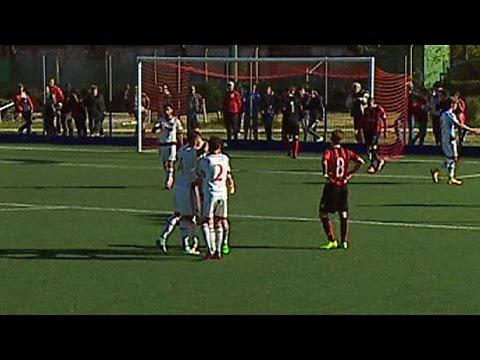 Primavera: Virtus Lanciano-Milan 1-6