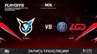 VGJ.Storm vs PSG.LGD, MDL Major, game 1 [Maelstorm, LighTofHeaveN]