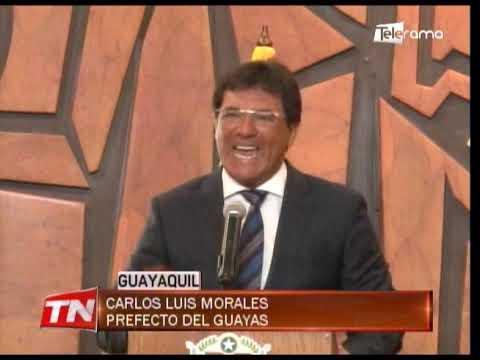 Morales convocará concurso internacional para dragado de río Guayas