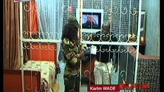Khoutia Show -  Yawou Dial tente de libérer Karim wade avec ces gris gris -  08 Janvier 2014