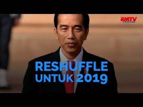 Reshuffle Untuk 2019