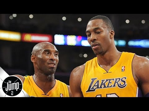 Video: Dwight Howard thanks Kobe Bryant for calling him soft | BS or Real Talk | The Jump