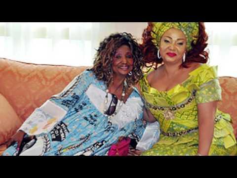 Anastasie Eyenga la m�re de Paul Biya, n'est pas p
