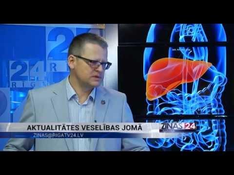 """Veselības ministrs par aktualitātēm veselības jomā Rīga TV24 raidījumā """"Dienas personība"""""""