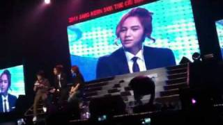 28/05/11 The CRI Show JKS In Thailand Interview 1