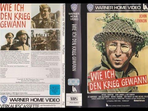 """Wie ich den Krieg gewann (GB 1967 """"How I Won the War"""") Video Teaser Trailer deutsch / german VHS"""