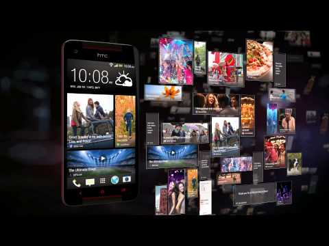"Image of HTC Butterfly S  Premium Smartphone Commercial: ""First Look"""