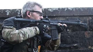 1 of over 600 airsoft videos at http://www.youtube.com/scoutthedoggie Filmed in Scotland, over 200 Million views. New Videos every week. So SUBSCRIBE. Scout ...