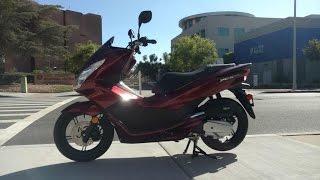 9. 2016 Honda PCX150