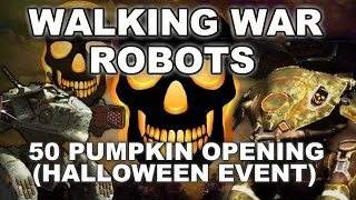 Slightly sidetracked with this one, sorry guys, but here is the Halloween Pumpkin Event.More War Robots videos coming soon!Get free Gems/Crystals in WR (CLICK HERE) http://cashforap.ps/gamingbantzWatch this vid explaining how: https://www.youtube.com/watch?v=VD1g-a7uCc4(Works for WWR too!)Gamingbantz supports Koplayer the best emulator for Android: https://drive.google.com/file/d/0B7ZFkV0oAoctRndTRHpTei0wb0k/view?usp=sharingPlay War Robots on your PC!Music:Light Years Away - Melrose at Midnight (NCS Release)Disfigure - Loosing Sleep (feat. Tara Louise (NCS Release)