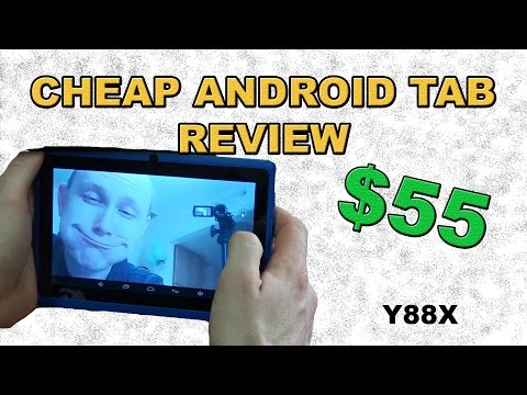 CHEAP Android TAB Y88X Review