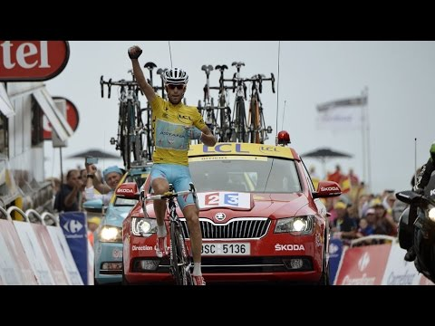 France - Abonnez-vous à notre chaîne sur Youtube : http://www.youtube.com/subscription_center?add_user=france24 Vincenzo Nibali est-il seul au monde sur ce Tour de France ? La réponse est oui, selon...
