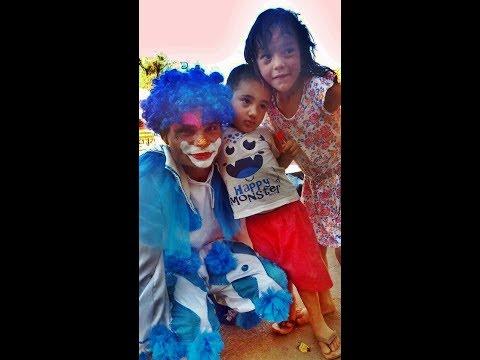 Matinha comemora dia das Crianças com sucesso.