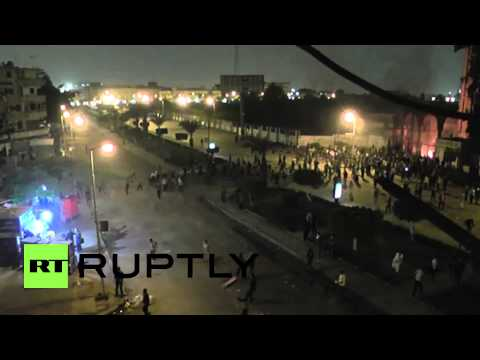 Egypt: Clashes rock Cairo's Al-Azhar University