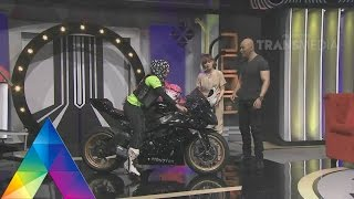 Video HITAM PUTIH 25 JANUARI 2016 - KISAH UNIK SANG LADY BIKERS 4-1 MP3, 3GP, MP4, WEBM, AVI, FLV April 2019