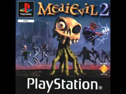 medievil playstation game